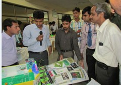 German Exhibition Organized at Amity University