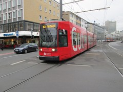 S-Bahn (Tram) in Bonn