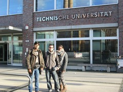 Technical University, Berlin