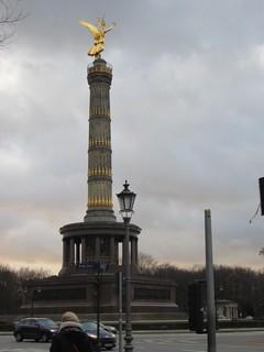 Victory Symbol in Berlin